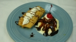 Chocolate Chimichanga -
